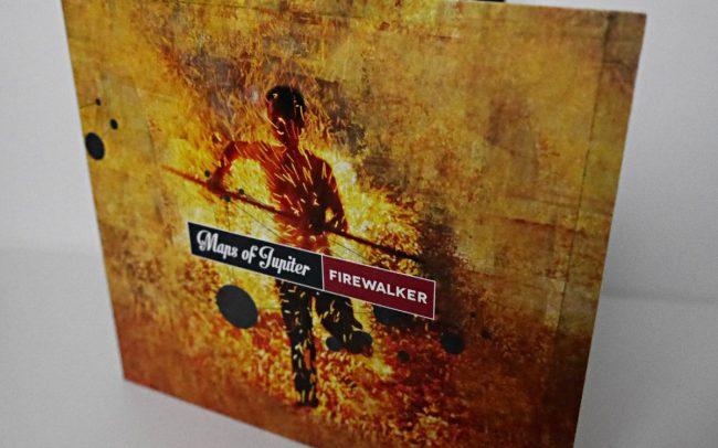Maps Of Jupiter - Firewalker - ep artwork Photo M.M