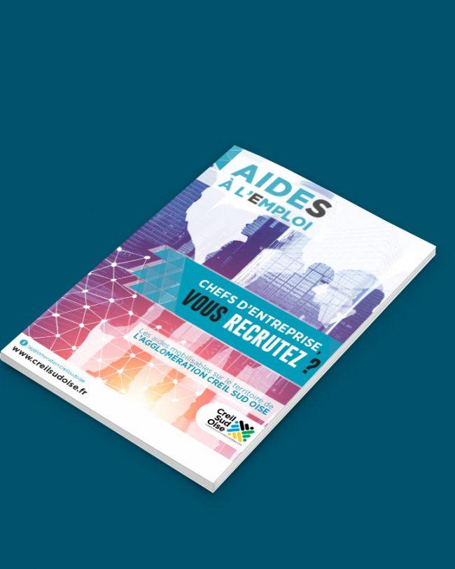 Création guide Aides à l'Emploi pour l'A.C.S.O
